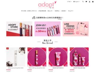 adopt.com.tw screenshot