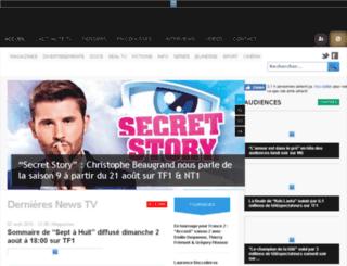 adoptima.coulisses-tv.fr screenshot