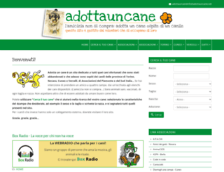 adottauncane.net screenshot