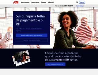 adp.com.br screenshot
