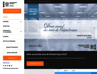 adp.polymtl.ca screenshot
