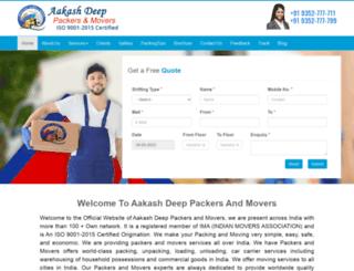adpackers.com screenshot