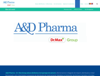 adpharma.com screenshot