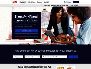 adppayroll.com.au screenshot