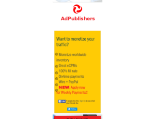 adpublishers-cpm.com screenshot