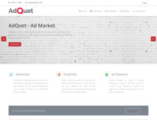 adquet.com screenshot
