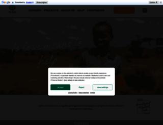 adra.de screenshot