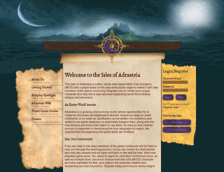 adrasisles.com screenshot