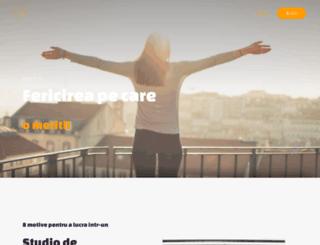 adrian-popescu.ro screenshot