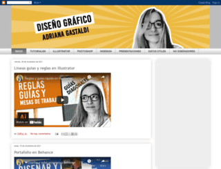adrianagastaldi.blogspot.com screenshot
