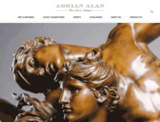adrianalan.com screenshot
