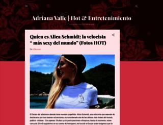 adrianaluciavalle.blogspot.com.co screenshot