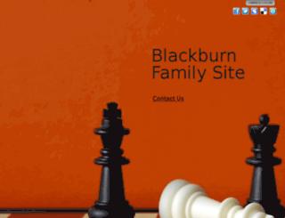 adrianblackburn.net screenshot