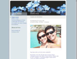 adrianoerosi.felizesparasempre.com screenshot