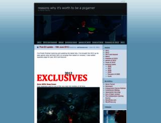 adrianwerner.wordpress.com screenshot