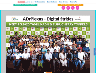 adrplexus.com screenshot