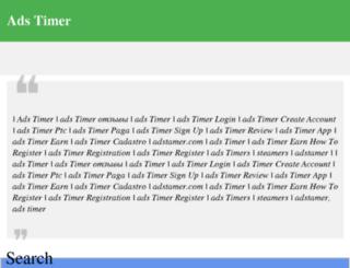 ads-timer.videox.rio screenshot