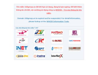 ads.168group.vn screenshot