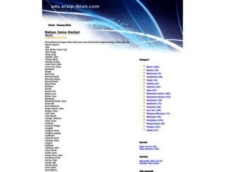 ads.arsip-iklan.com screenshot