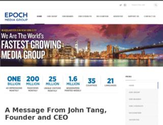 ads.epochtimes.com screenshot