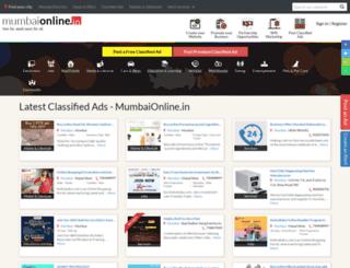 ads.mumbaionline.in screenshot