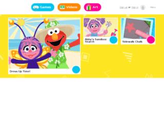 ads.sesameworkshop.org screenshot