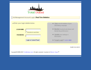 ads.totaldubai.com screenshot
