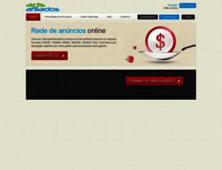 adsafiliados.com screenshot