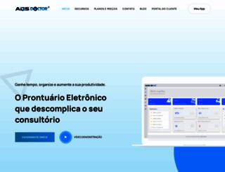 adsdoctor.com.br screenshot