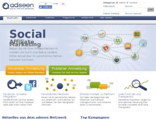 adseen.de screenshot