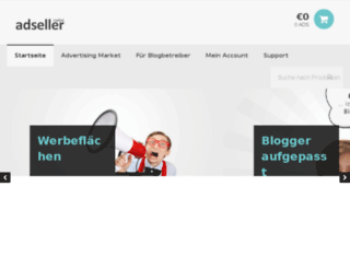 adseller.de screenshot