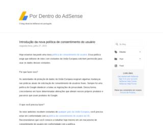 adsense-pt.blogspot.com screenshot