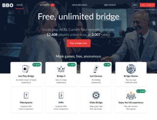 adserver.bridgebase.com screenshot