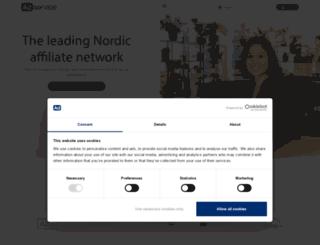adservice.dk screenshot