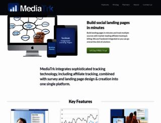 adshark.mediatrk.com screenshot