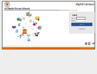 adsict.ethdigitalcampus.com screenshot