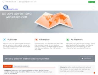 adsmarks.com screenshot