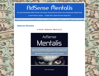 adsmentalis.com screenshot
