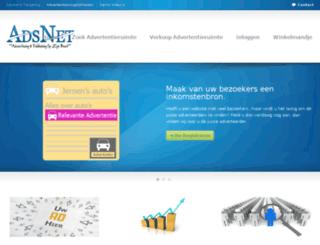 adsnet.nl screenshot