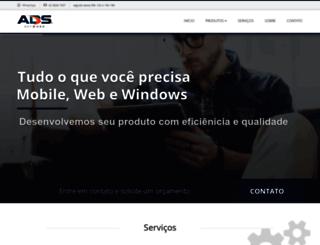 adsnetwork.com.br screenshot