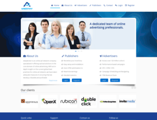 adsplendor.com screenshot