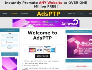 adsptp.me screenshot