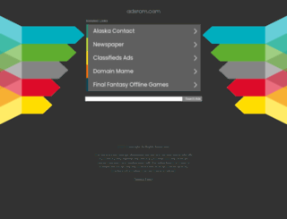 adsrom.com screenshot