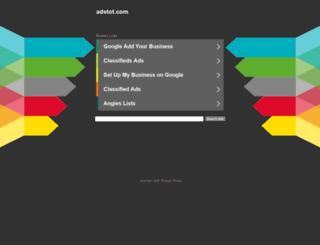 adstot.com screenshot