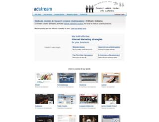 adstreaminc.com screenshot