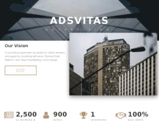 adsvitas.com screenshot