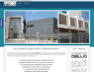 adtacademia.es screenshot
