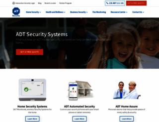 adtsecurity.com.au screenshot