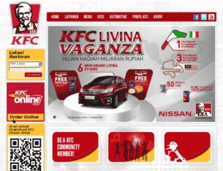 adubintang.kfcku.com screenshot