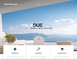 adueonline.com screenshot